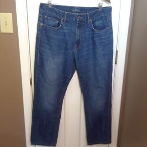 NWOT 36X30 410 LUCKY BRAND MENS JEANS ATHLETIC FIT